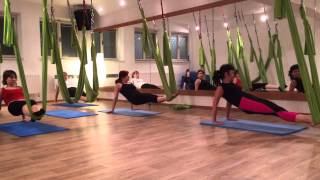 Ay Fly training - pilates