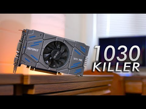 The GT 1030 is Now $100 - Here's a NEW $70 Alternative! | OzTalksHW