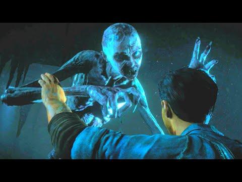 Until Dawn Joshua's Wendigo Death Scene PS4 60FPS 1080p