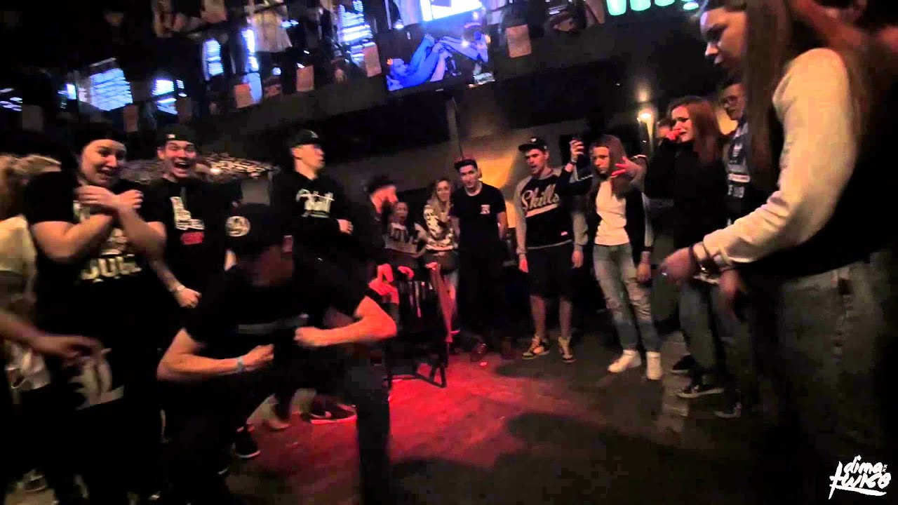 UGLY FATE VS PLAYA | KRUMP 1/2 | FILL-U BATTLE - YouTube