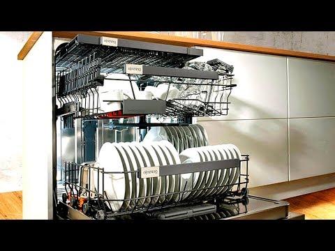Как правильно мыть посуду в посудомоечной машине