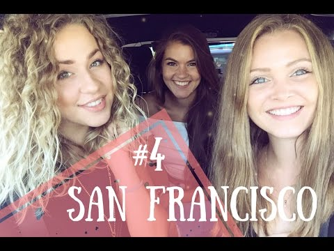 Mit Freda in San Francisco | travelmonth vlog #2