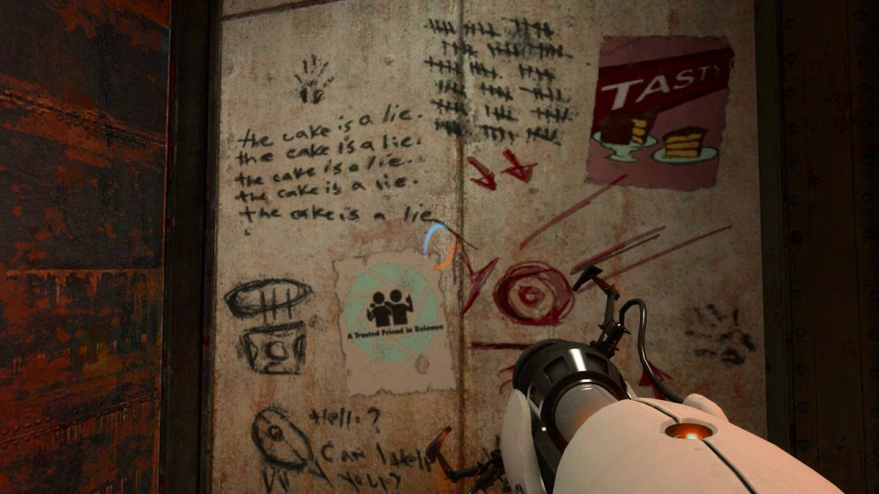 Every GLaDOS Quote - [...