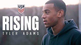 RISING: Tyler Adams