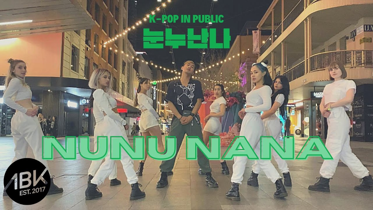 [K-POP IN PUBLIC] Jessi (제시) - NUNU NANA (눈누난나) by ABK Crew from Australia