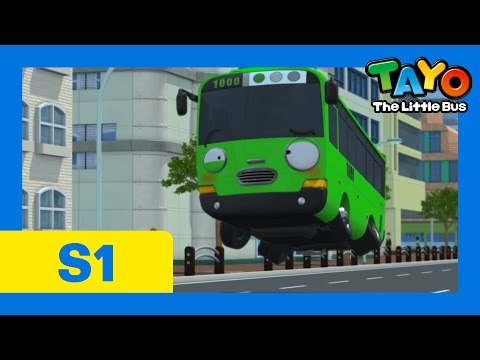 Rogi's Hiccups (30 mins) l Episode 14 l Tayo the Little Bus