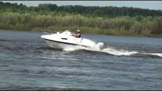 Стеклопластиковый катер Посейдон 570. Boat Poseidon-570(Мотолодка Посейдон 570 производства ООО