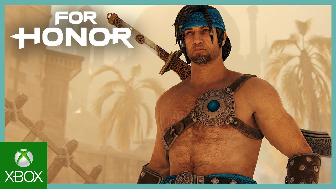 Assistir - For Honor: Prince of Persia Crossover Event | Trailer | Ubisoft [NA] - online