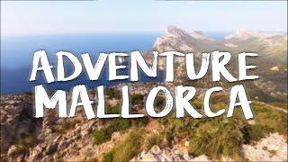 Adventure Mallorca Spain - I AM 🏾🔙