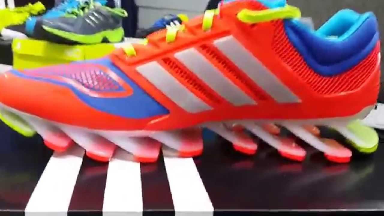 Adidas Springblade Drive Shoes Review