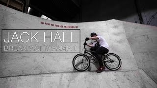 Jack Hall - Breakfast at Ramp 1