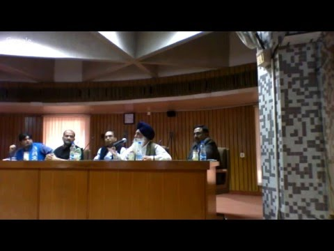 IIFT Pre-Budget 2016 Discussion Session