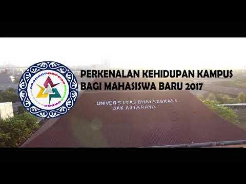 After movie Pk2m UNIVERSITAS BHAYANGKARA JAKARTA RAYA TAHUN 2017-2018 (BEKASI)