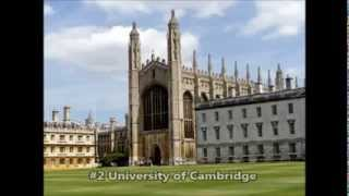 Top 10 Universities In the World 2013-2014