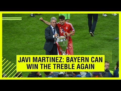BAYERN'S JAVI MARTINEZ ON JUPP HEYNCKES' RETURN
