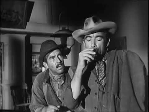 Man From Del Rio 1956 Anthony Quinn Katy Jurado Full Length Western Movie