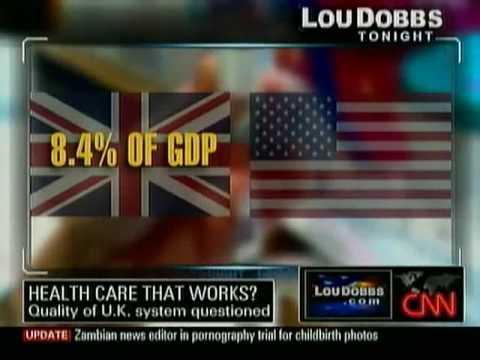 Healthcare in the U K