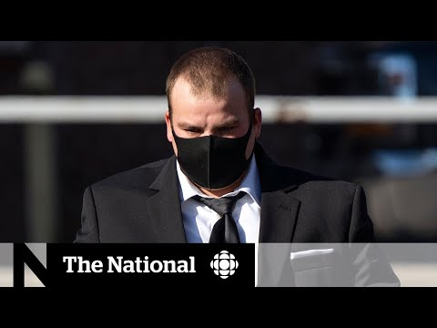 CBC News: The National: Man who threw trailer hitch at Indigenous woman found guilty of manslaughter