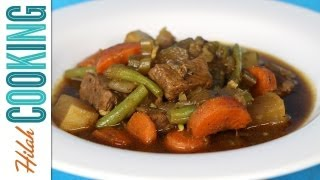 Beef Stew Recipe |  Hilah Cooking