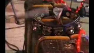 Teen Avenger (unplugged on German TV) - Trucker Cleavage