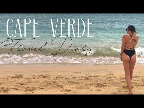 CAPE VERDE TRAVEL DIARY ♡ | Chantelle Lili