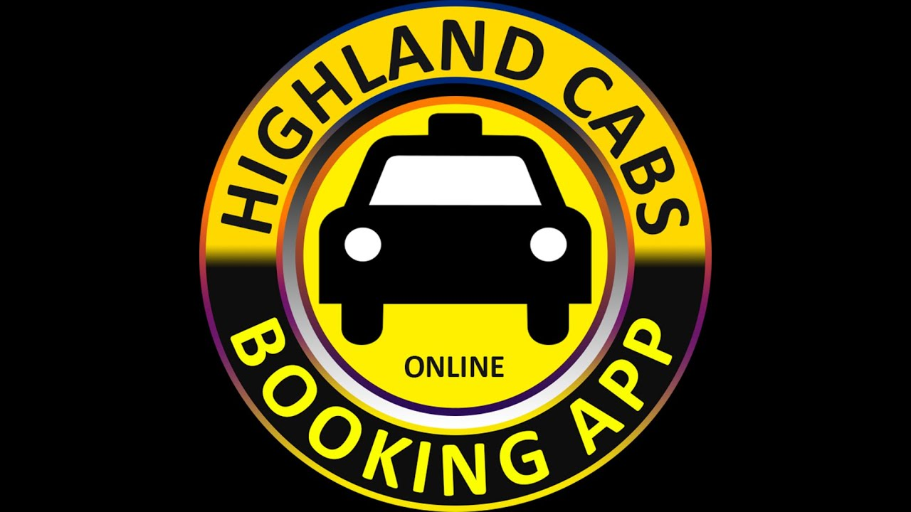 Highland Cabs | Mobile App | Video tutorial for mobile phones