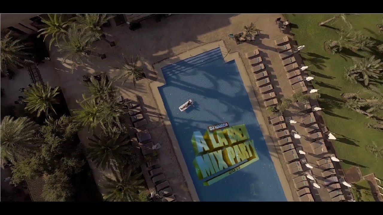 """DJ Hamida feat. Nassi & Imen Es - """"La cabeza"""" (clip officiel)"""
