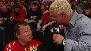 Michael Cole makes it personal with Jerry