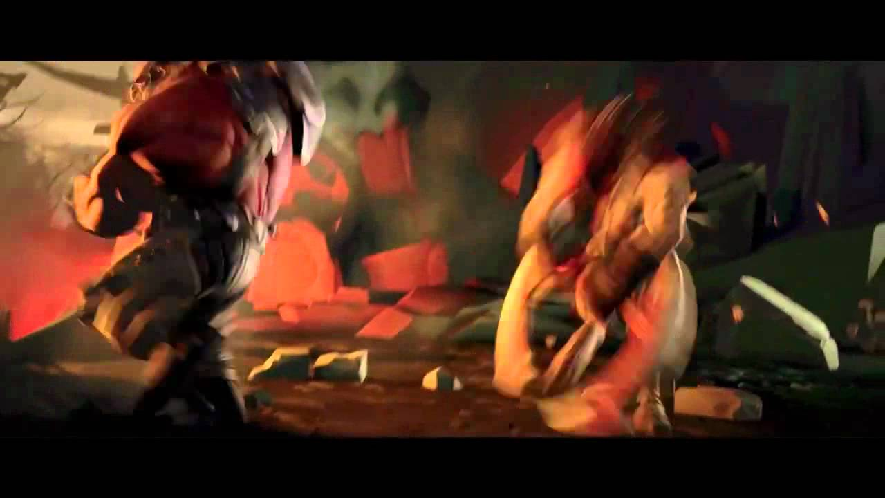 dota 2 cinematic trailer hd youtube