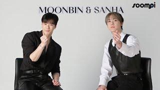 Moonbin & Sanha's Message to Soompiers