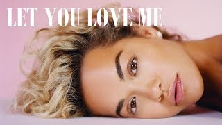 Rita Ora - Let You Love Me (Audio) | Back Vocals Instrumental