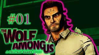 Faith | The Wolf Among Us Episode 1 #01