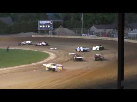 Plymouth Dirt Track Sport Mod B Main 5-25-2019