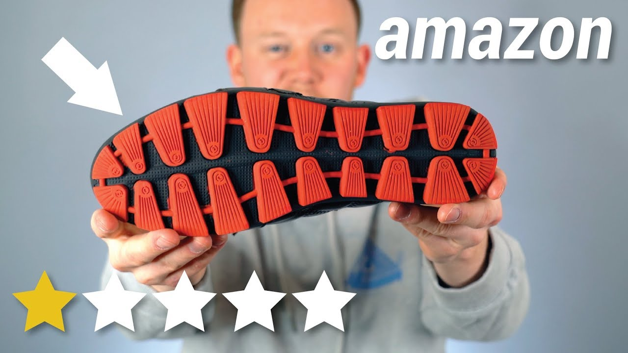 4f12aeacd5f78 I Bought the Worst Reviewed Shoe on Amazon