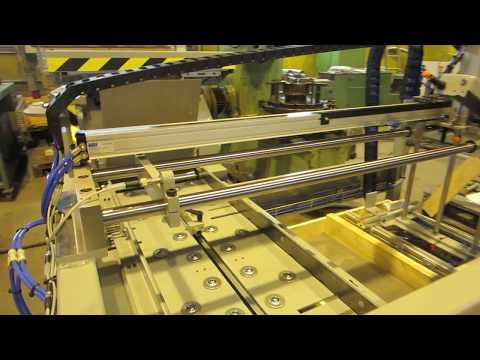 SweBend  QFH 2  Automatic Quick Rolling Cell