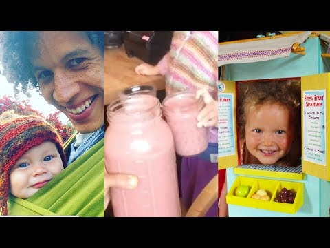 What I Eat In A Day | Vegan Family | Raw Food
