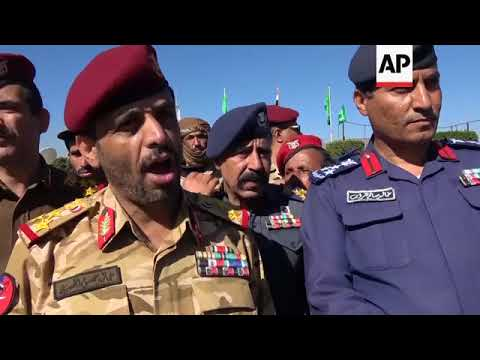 Houthi rebels hold memorial service in Sanaa for dead fighters