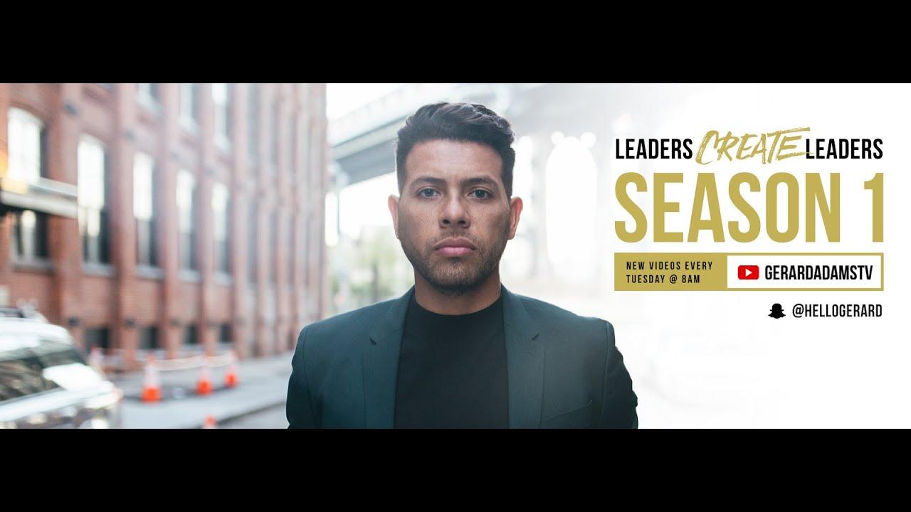 leaders create leaders gerard adams the millennial mentor leaders create leaders gerard adams the millennial mentor