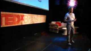 TEDxBratislava - Nicolas Roope - Don't advertise, communicate by