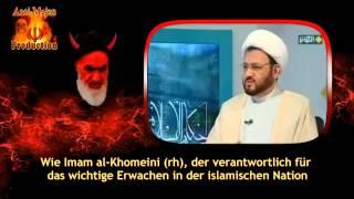 Khomeini ist besser als manche Propheten