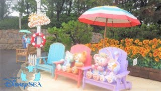 【Tokyo Disney Sea】東京ディズニーシー~雨のパーク内一周