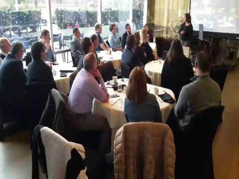 BOOM B2B EXPO Comm. Mtg. Rhonda Klch Equity First Long Island Business Networking V2 (12.7.16)