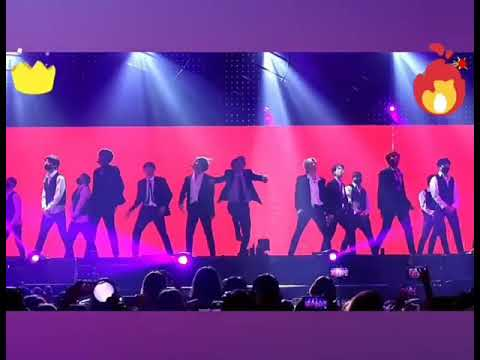 BTS MAMA 2017 MIC Drop dance break is LOTTE DUTY FREE x BTS 'You're So Beautiful' choreography?