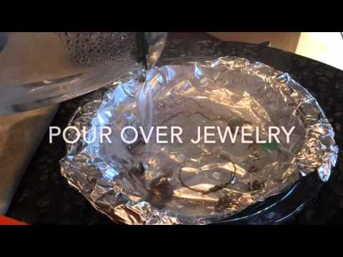 How to Clean Silver Jewelry | Meatless in the Mountains