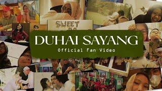 Yura Yunita - Duhai Sayang (Official Fan Video)