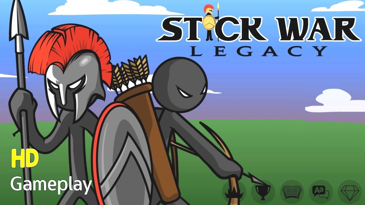 Stick Figure Games