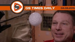 GS Times [DAILY]. NASA, Windows 10, Angry Birds 2, World of Tanks