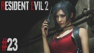 SESJA Z ADĄ ( ͡° ͜ʖ ͡°) [#23] Resident Evil 2 Remake