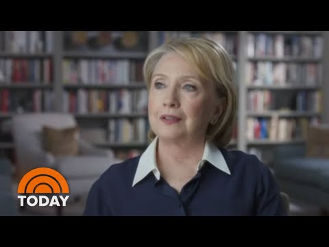 Bill And Hillary Clinton Open Up About Monica Lewinsky Affair In New Documentary | TODAY