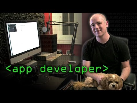 Life of an Indie App Developer  - Computerphile